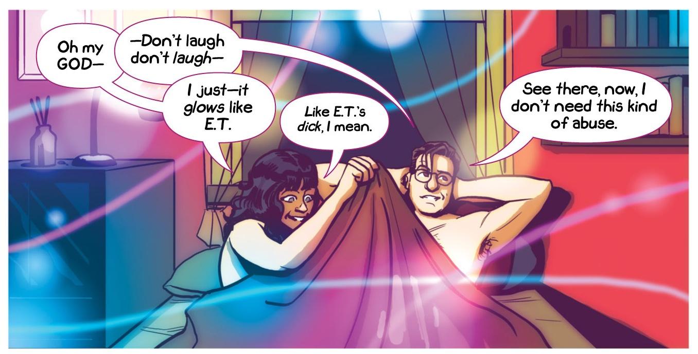comic book sex scences